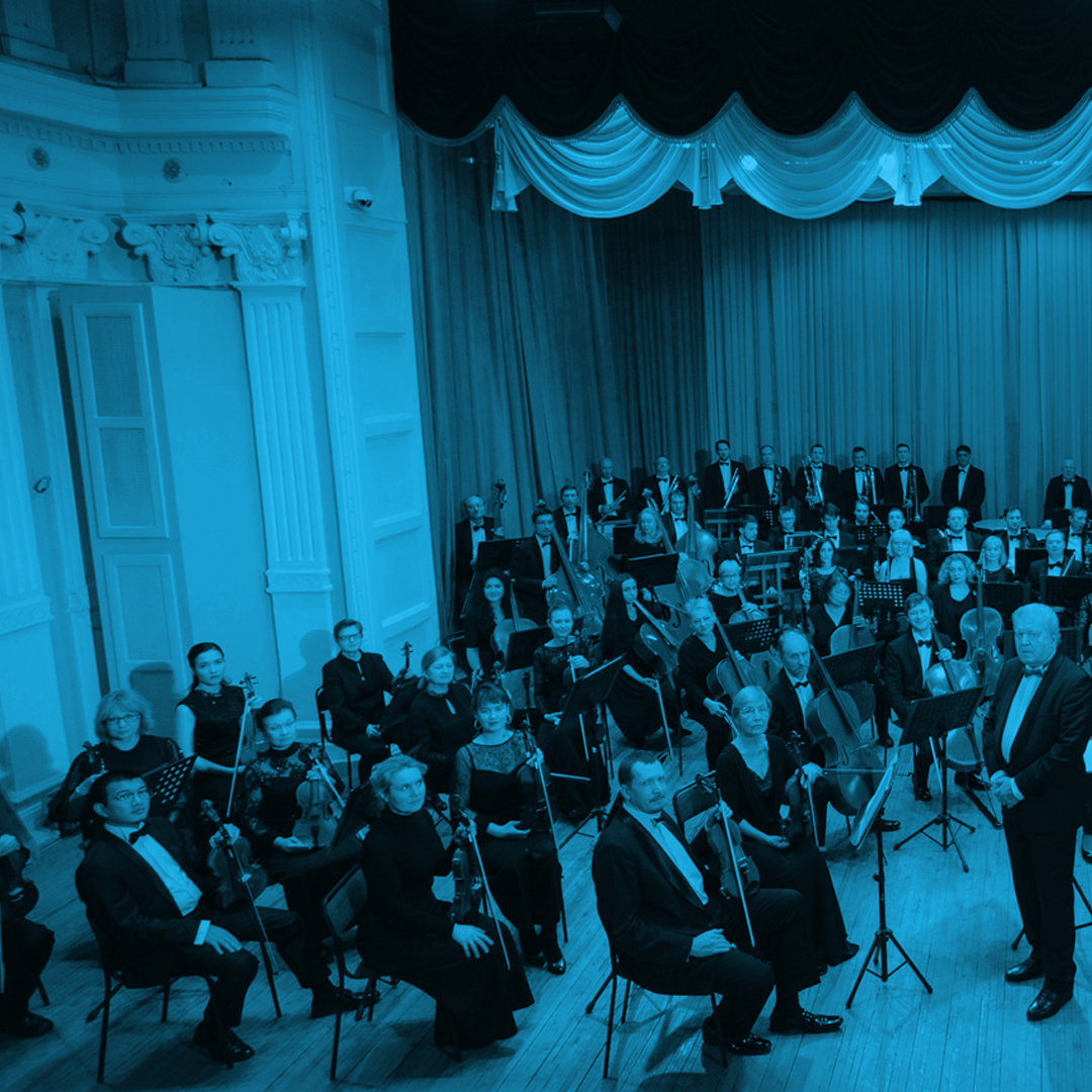 irkutsk philharmonic orchestra with solists