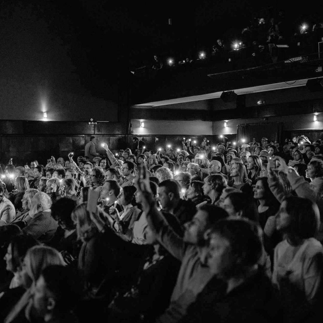 позориште младих / велика сала