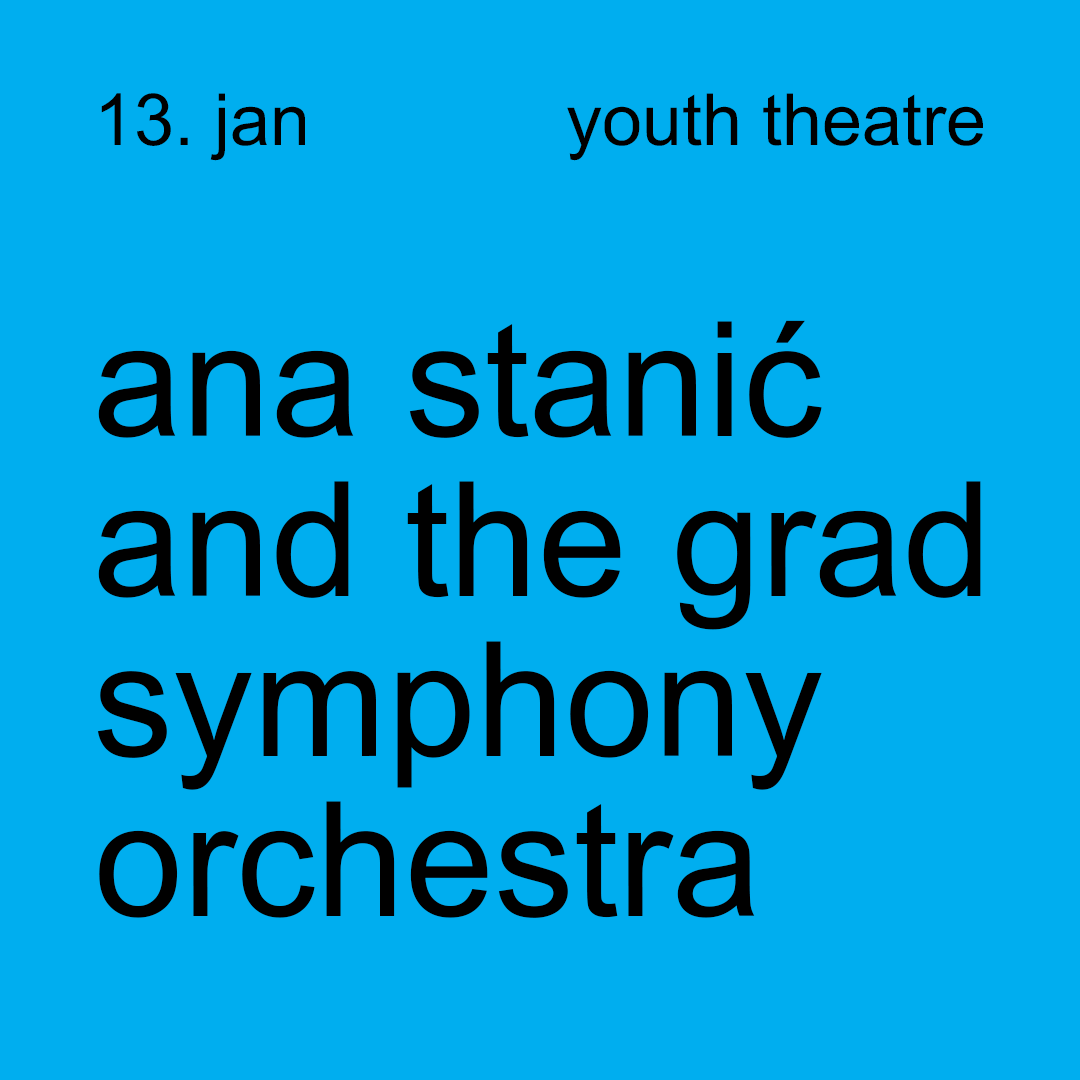 ana stanić and the grad symphony orchestra