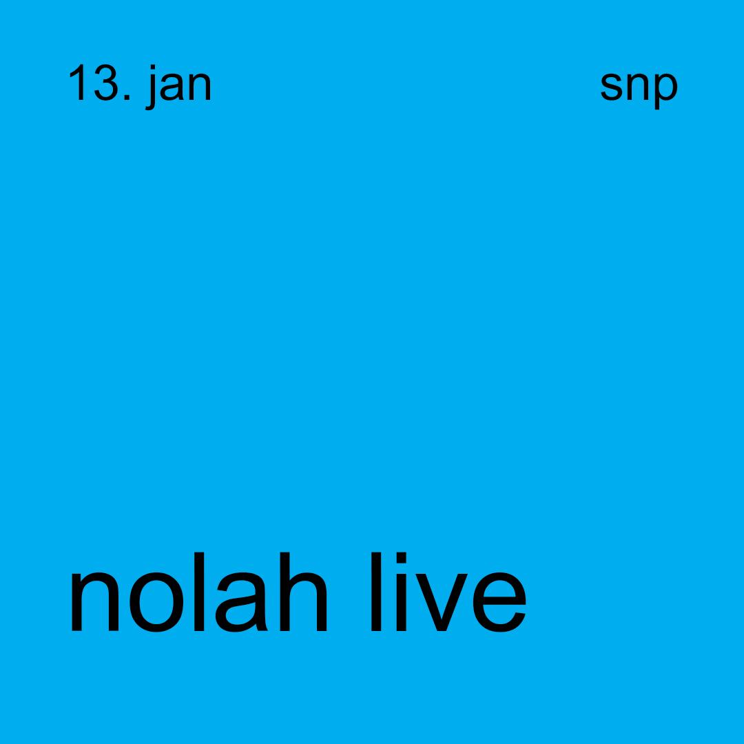 nolah live