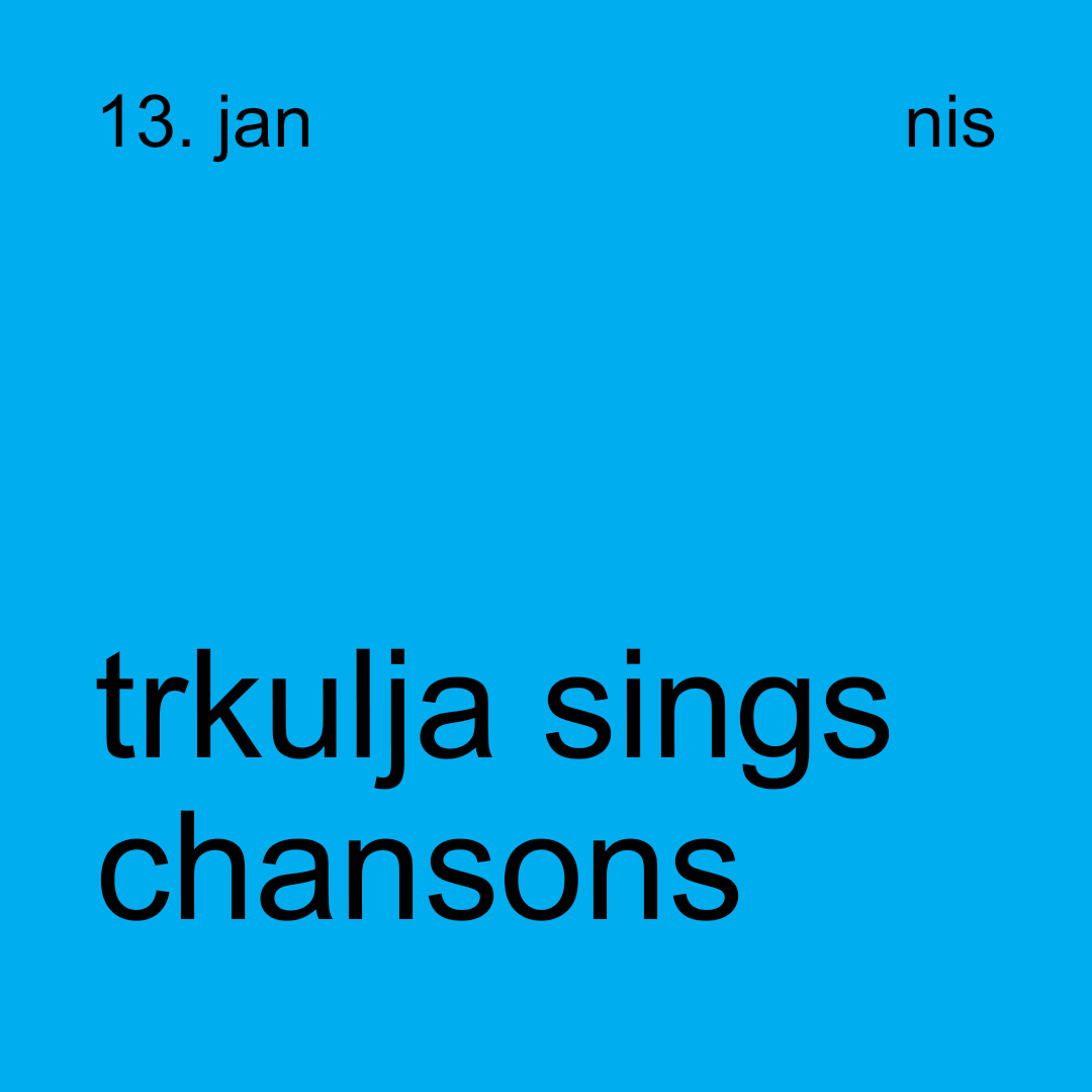 trkulja sings chansons